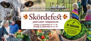 Program Skördefest 2019
