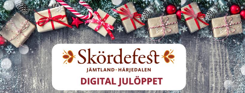 Digital Julöppet